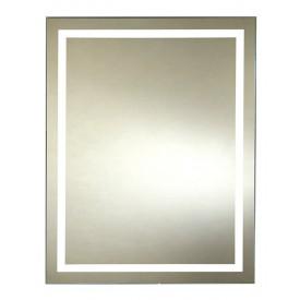 Зеркало Континент Пронто Люкс 60х80 с подсветкой ЗЛП154