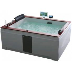 Ванна широкая Gemy 186х151 G9052 II O L