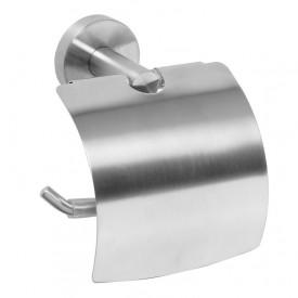 Держатель туалетной бумаги с крышкой Bemeta 104112015