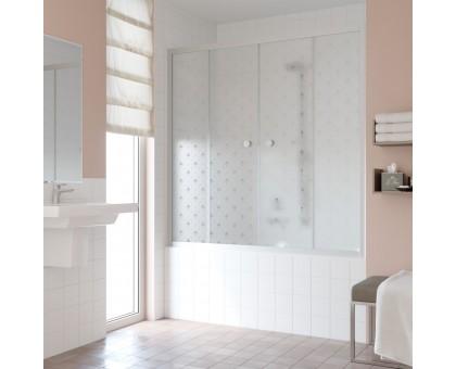 Душевая шторка на ванную Z2V 150 07 R05 VegasGlass