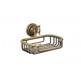 Настенный держатель для губки (металл) Boheme Medici 10619