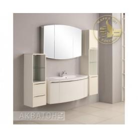 Комплект мебели для ванной комнаты AQUATON 1A126501SEG30-К