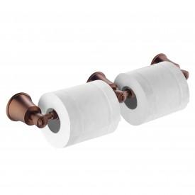 Держатель для туалетной бумаги двойной Swedbe Terracotta ART 2545
