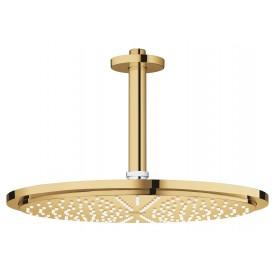 Верхний душ Grohe 310 мм потолочным душевым кронштейном 26067GL0 142 мм