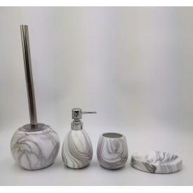 Керамический набор для ванной под камень Gid Choco 50 33328