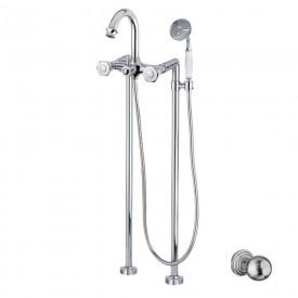 Смеситель для ванны Cezares APHRODITE-VDP-01-M
