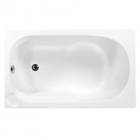 Ванна акриловая 120х70 см VagnerPlast  Nike VPBA127NIK2E-04