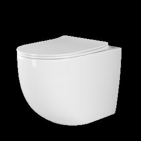 Приставной унитаз Ceramica Nova MIA CN1810