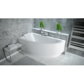Акриловая ванна BESCO Praktika 150 L WAP-150-NL
