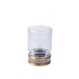 настольный стакан Boheme RoyalCristal 10931-BR