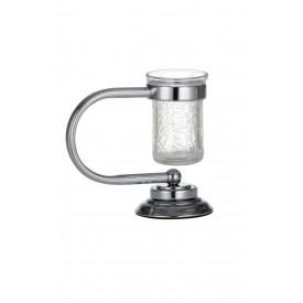 Настольный стакан для зуб. щеток Boheme Murano 10911-CR