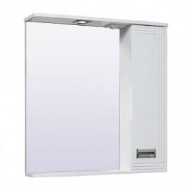 Зеркальный шкаф Runo Карат 70 УТ000004227 правый