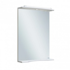 Зеркало для ванной Runo Ксения 50 00000000027