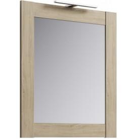 Simphony панель с зеркалом и светильником Sim.02.07/DS AQWELLA 5 Stars