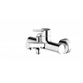 Смеситель для ванны c коротким изливом Bravat Palace F6172217CP-01-RUS