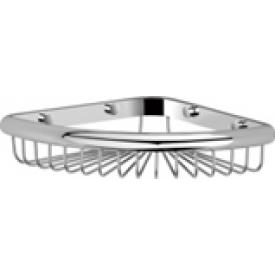 Полка для ванной угловая AltroBagno Beni aggiuntivi B 082204 Cr