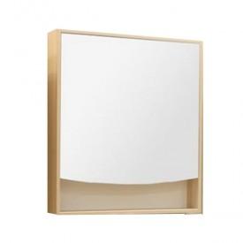 Зеркальный шкаф Инфинити 76 ясень коимбра Aquaton 1A192102IFSC0