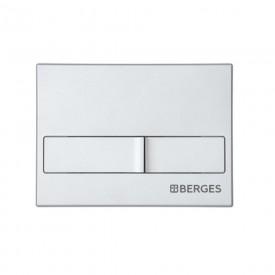 Смывная клавиша Berges 040012