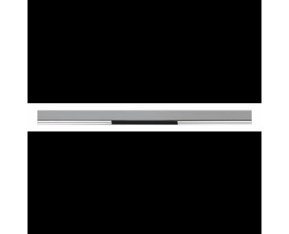 Желоб BERGES водосток пристенный Wall 600 глянцевый вертикальный