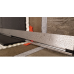 Желоб BERGES водосток пристенный Wall 1000 глянцевый боковой