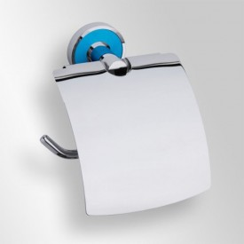 Держатель туалетной бумаги с крышкой Bemeta 104112018d