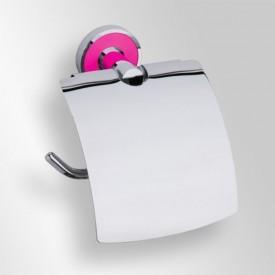 Держатель туалетной бумаги с крышкой Bemeta 104112018f