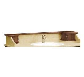 Полка от зеркала Лучия 120 Opadiris Z0000000705 Мебель для ванной