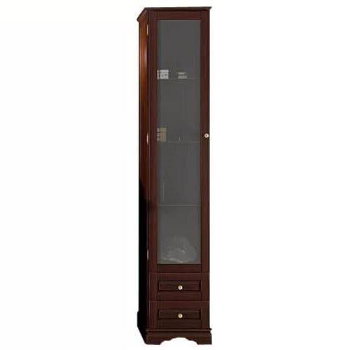 Пенал Лучия, левый стекло матовое Opadiris Z0000003408