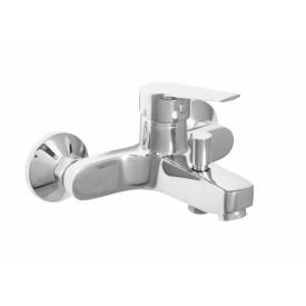 Смеситель в ванную настенный Lotos-10 Rubineta LO10008